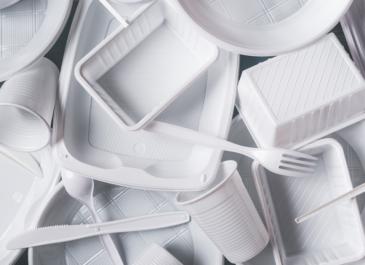 Хорошие новости: в России планируют запретить пластиковую посуду