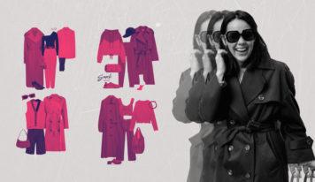 С чем носить тренч этим летом: авторская колонка Марины Братановой