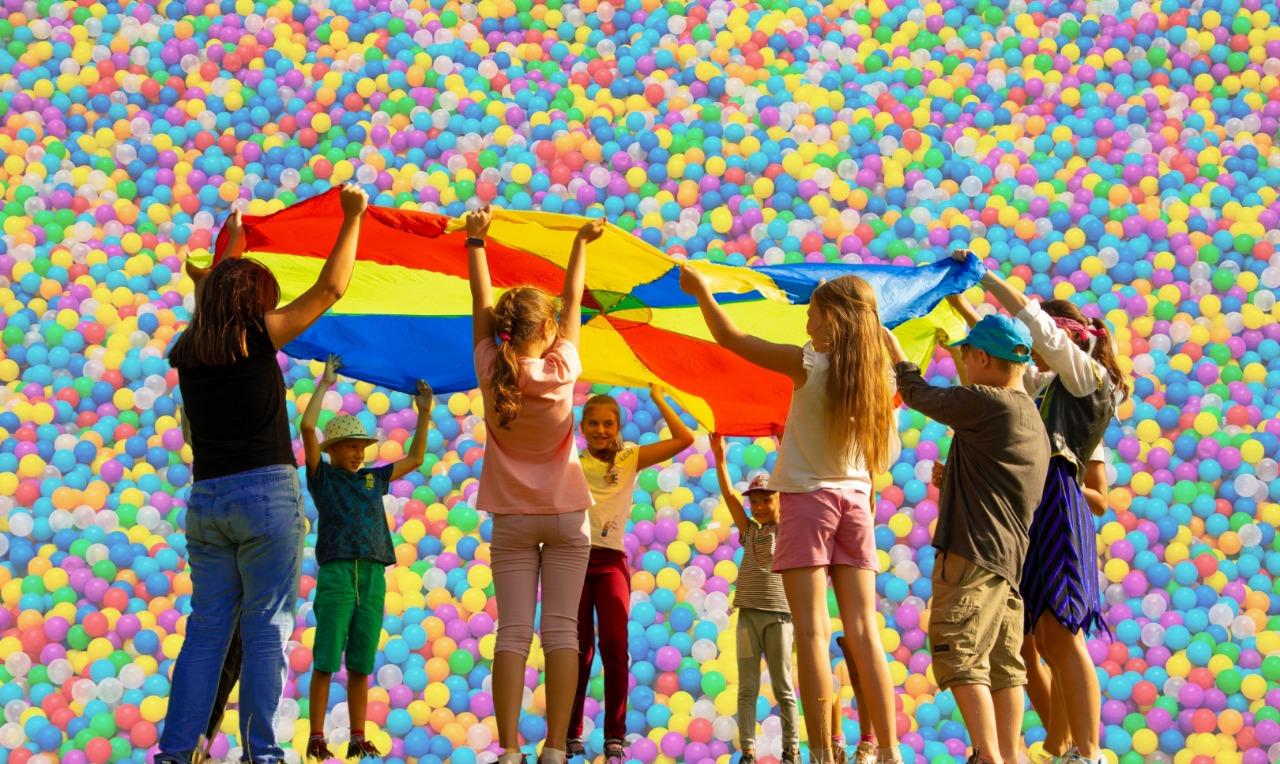 В парке Маяковского устроят «день детства»