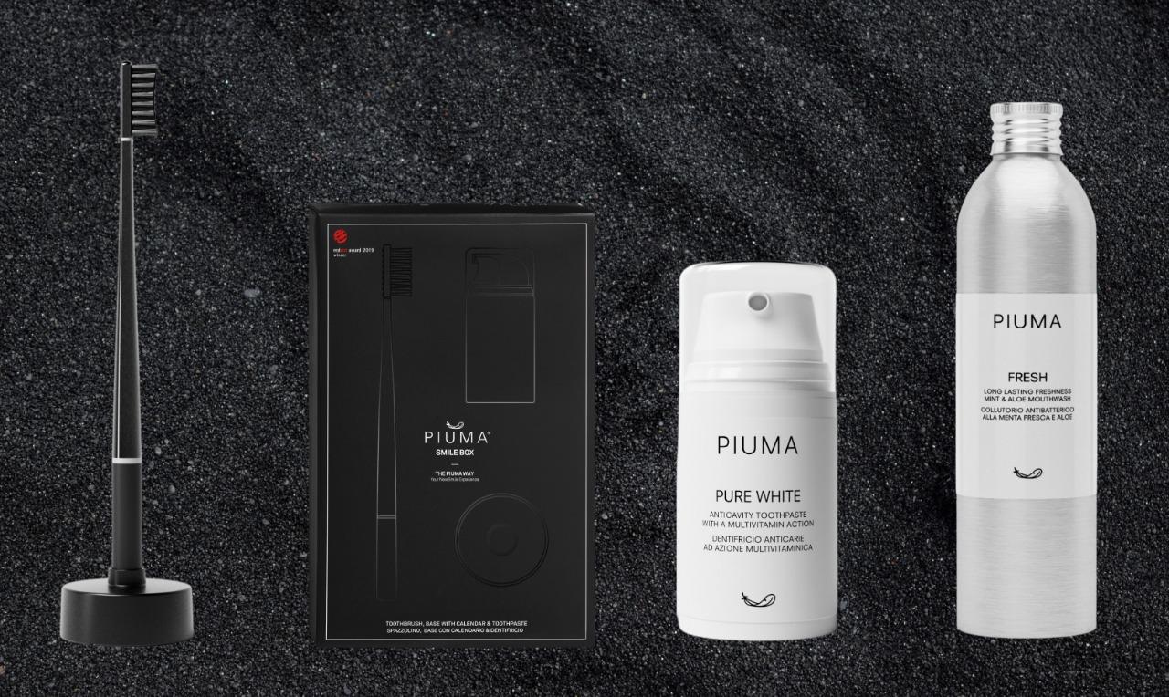 Итальянский бренд Piuma теперь эксклюзивно представлен в «Золотом Яблоке»