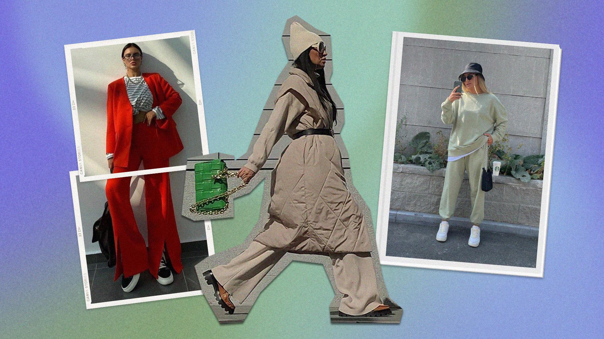 Подборка VSetyah: 11 стильных образов