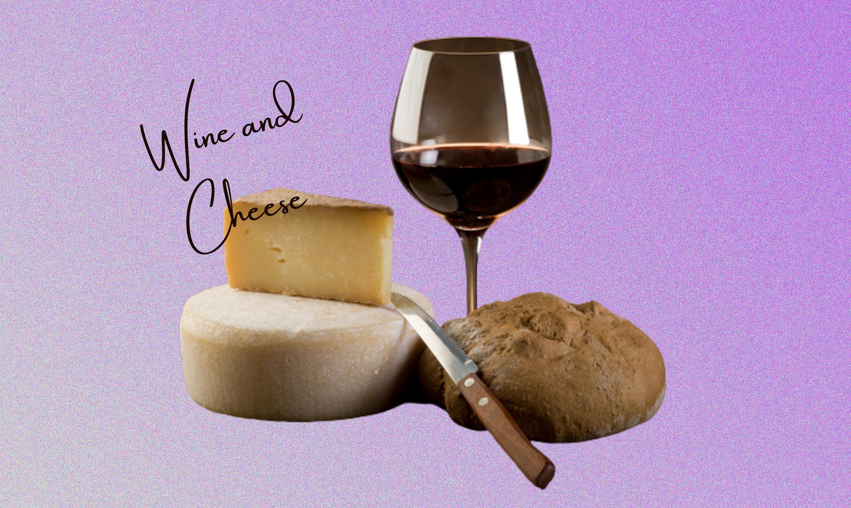 Сочетаем вино и сыр: авторская колонка Евгении Шакуро