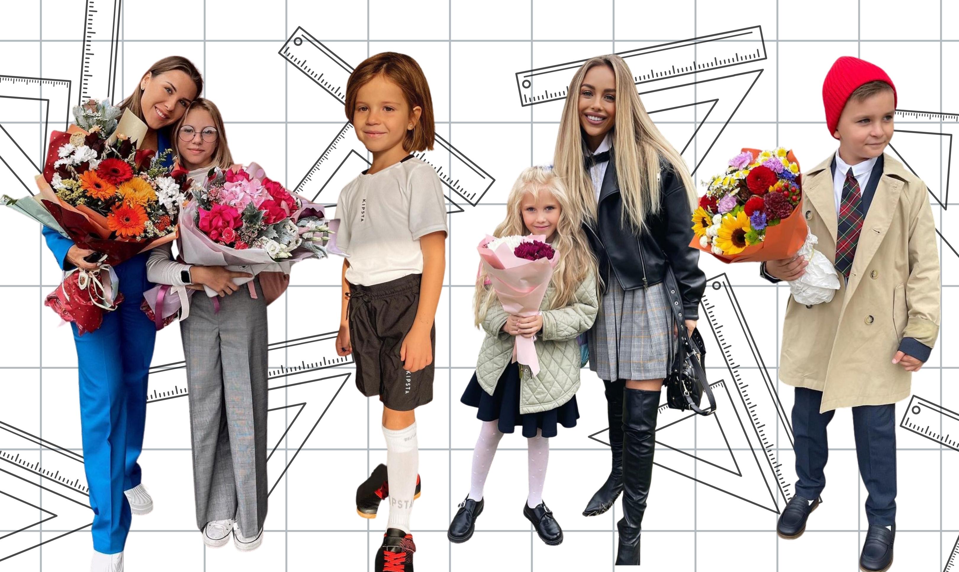 Подборка Vsetyah: мамы-инфлюенсеры и их инсташкольники