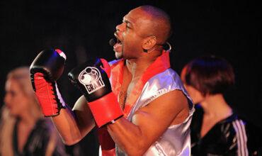 Тимати, Ханна и Рой Джонс-младший споют на открытии Всемирного боксерского форума