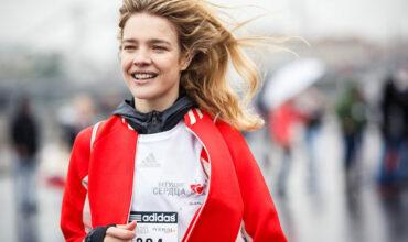 Наталья Водянова поддержит благотворительный забег в Екатеринбурге