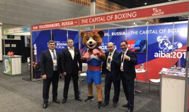 Титулованные боксеры проведут детский мастер-класс в Екатеринбурге
