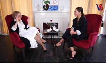Елена Скорикова в гостях у #VSETYAH