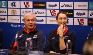 «Лига Наций»: в ДИВСе пройдет турнир по женскому волейболу
