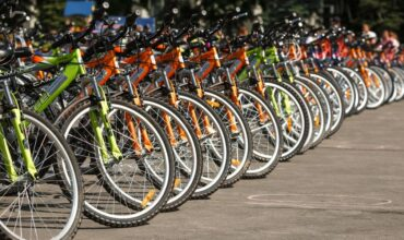 Крути педали: в Екатеринбурге пройдёт массовый велопробег