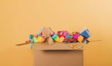 «Коробка храбрости»: благотворительная акция «Клуба добряков»