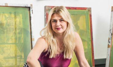 На Урал приедет британская художница Ханна Перри