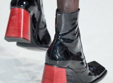 Обувь с квадратным мысом: покупать ли пару на осень