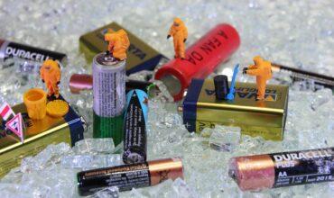 Полезная привычка: сдавать старые батарейки