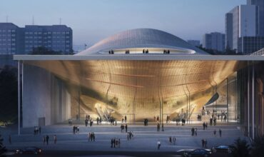 Когда построят филармонию от Zaha Hadid Architects в Екатеринбурге