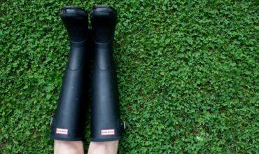 Сезон дождей: выбираем резиновые сапоги