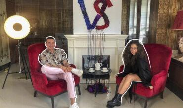 В гостях у #VSetyah Никита Моисеенко