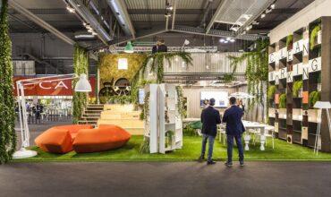Уральские художницы участвуют в выставке Salone del Mobile.Milano Moscow