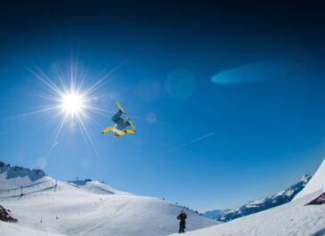 Сезон открыт: где в Екатеринбурге покататься на сноуборде