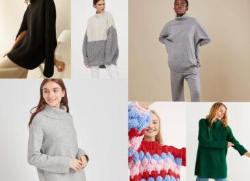 Uniqlo, The Knitter, Ushatava: 8 объемных свитеров для зимы