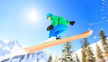 Ночное катание на Уктусе и зимний забег: обзор спортивных событий января