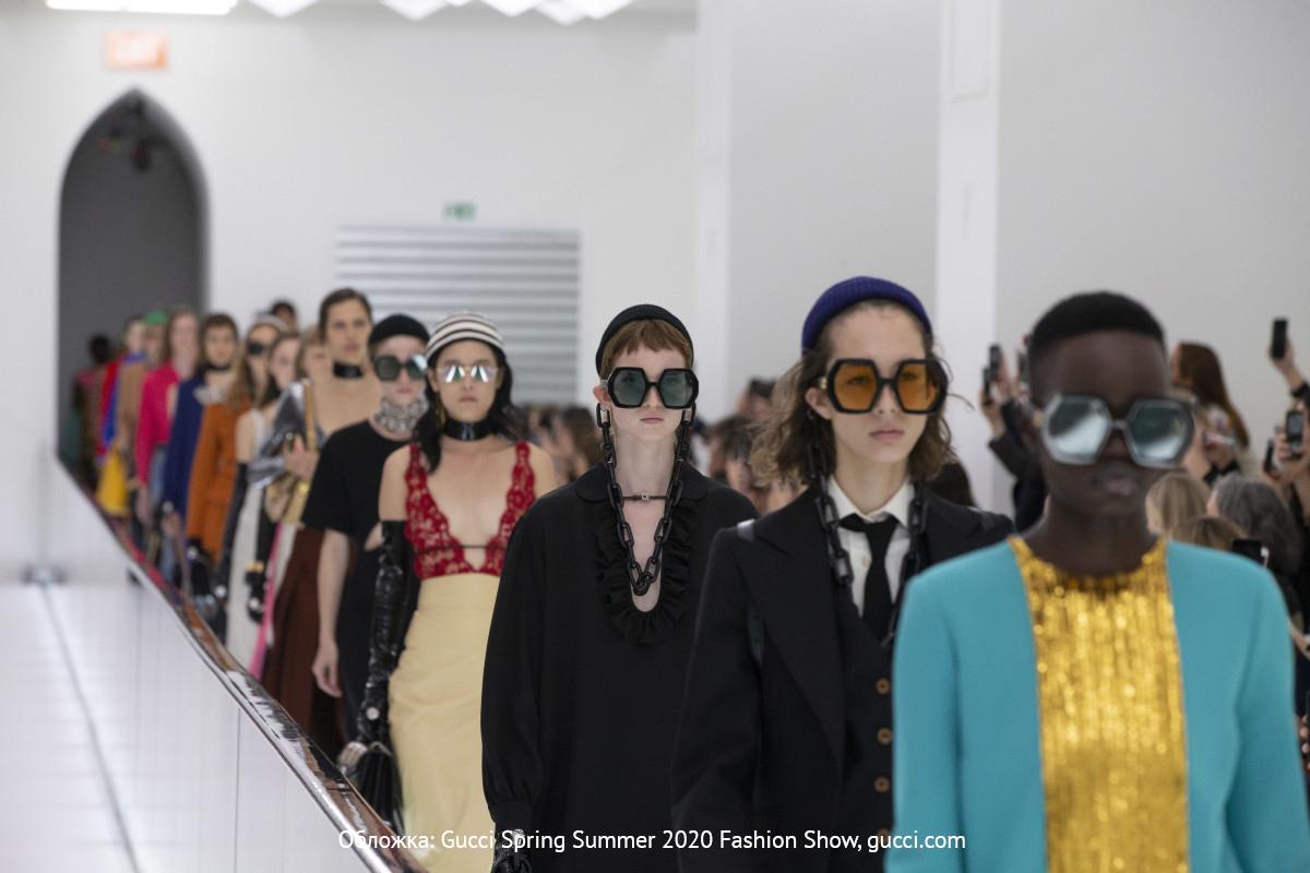 Off-White, Gucci, Balenciaga: причины успеха самых популярных брендов 2019 года
