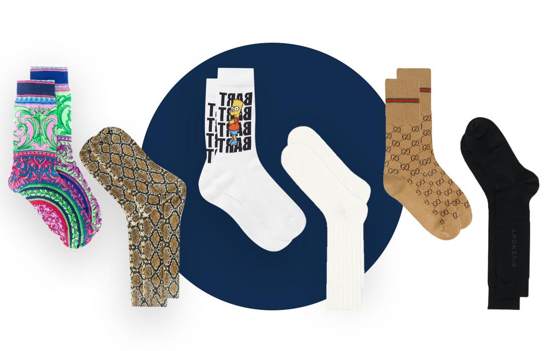 На 23 февраля: носки, которые не стыдно подарить