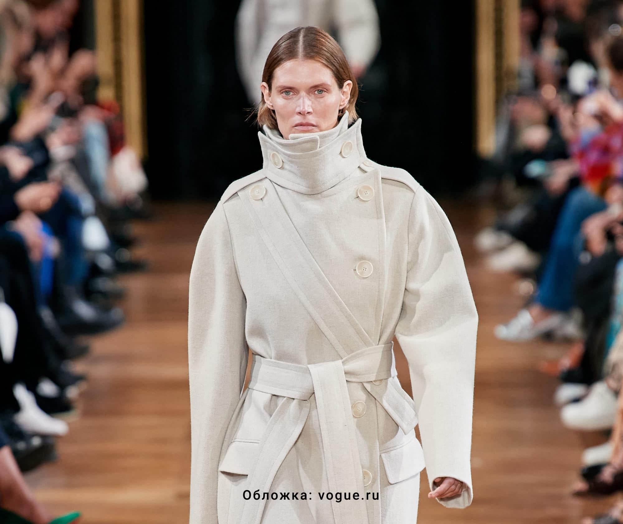 Двубортное, жакет или оверсайз: выбираем пальто для нового сезона