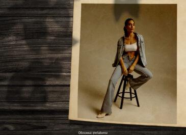 Актуальные джинсы: подборка Анны Соломиной