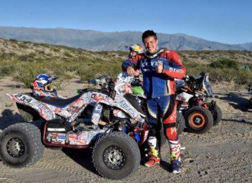 Автогонщик Сергей Карякин готовится к новому спортивному сезону