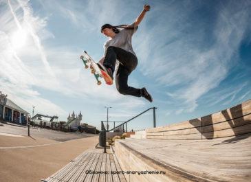 12 сентября в «Меге» откроется первый в городе крытый скейт-парк