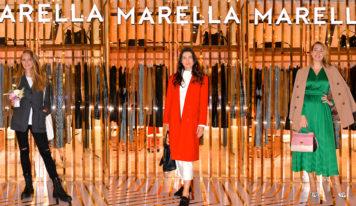 Фото_VS: Открытие бутика MARELLA