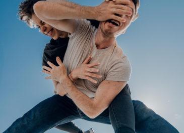 26 сентября в Ельцин Центре пройдет предпоказ танцевального спектакля Zonk'a «Премьера»