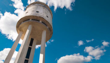 В Белой башне открылась передвижная арт-выставка