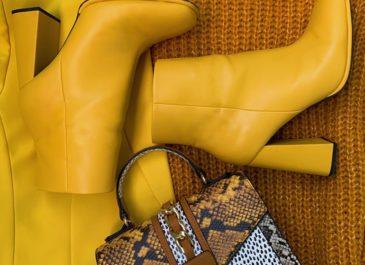 8 уральских стилистов показывают, какую обувь купили на осень