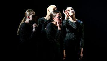24 сентября в ТЮЗе покажут сразу два спектакля современного танца