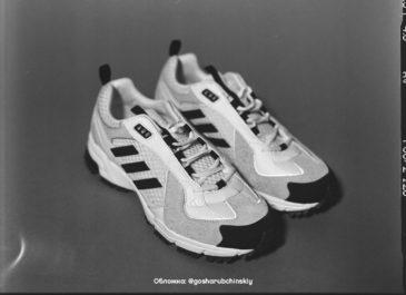 Гоша Рубчинский показал кроссовки из совместной коллаборации с Adidas