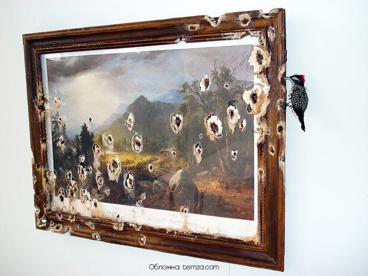 16 октября в Синара Центре пройдет мастер-класс по уничтожению живописи