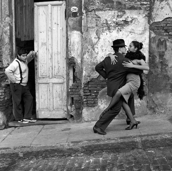 Танцуем: 6 октября пройдет открытый урок аргентинского танго