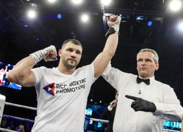 7 ноября в Екатеринбурге пройдет турнир по боксу «Вечер звезд»