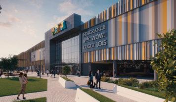 ТЦ «Мега» построит новую очередь на 29 тысяч квадратных метров