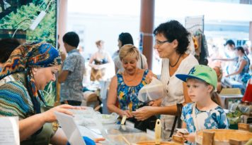 21-25 октября пройдет фестиваль мастеров Иван-да-Марья