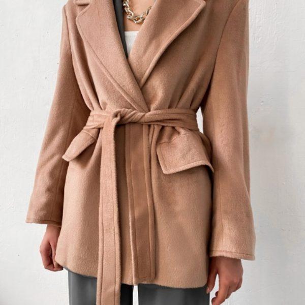 Пальто-жакет 12 500 рублей