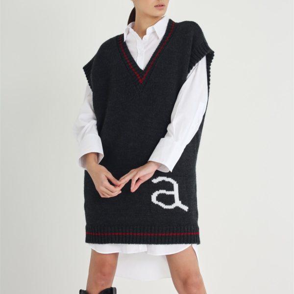 Платье-жилет 4 350 рублей