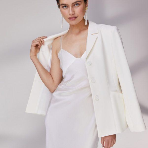 Шелковое платье-комбинация 19 980 рублей