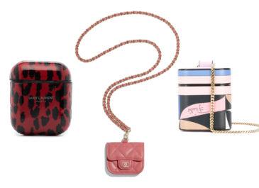 10 роскошных чехлов для AirPods от Dior, Gucci и Prada и других брендов