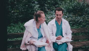 Red Pepper Film выпустил короткометражку «Отец и сын», посвященную врачам