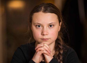 В Екатеринбурге покажут фильм о Грете Тунберг