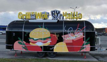 В Екатеринбурге появился новый фудтрак «Grill VS Wok BY ЧаЩа»