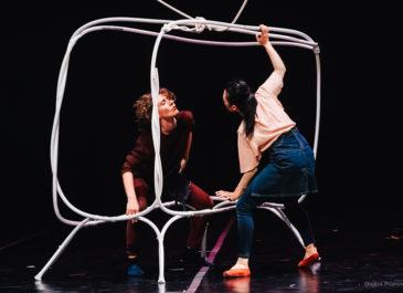 14 ноября состоится перфоманс «Вид сверху» от танцевального театра «Фора»