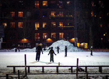 Сезон зимних развлечений открыт: как работают катки города